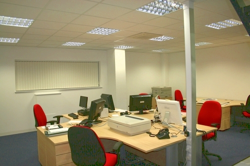 fixed office partitioning 5