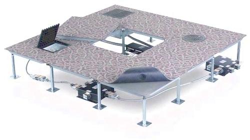 Raised Access Floor Raised Flooring Systems Hmf
