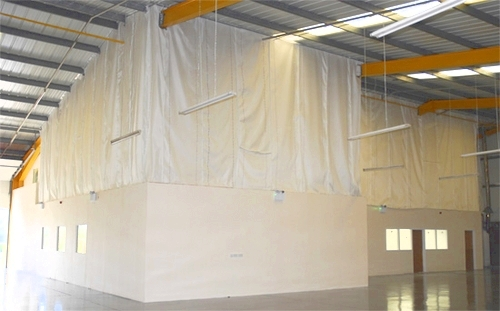 Insulation Amp Fire Barriers Mezzanine Floor Installation