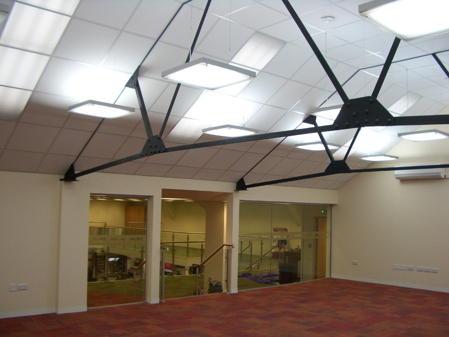 Ceilings mezzanine floor installation for Different kinds of ceiling design