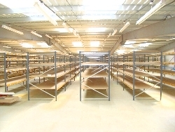 Archive Shelving