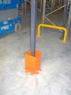 Mezzanine Floor Maintenance