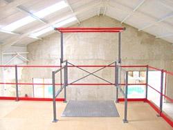 Pallet Safety Gate