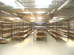 Racking and Shelving