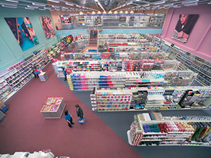 Retail Mezzanine