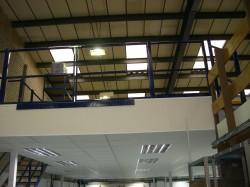 Impact Mezzanine Floor