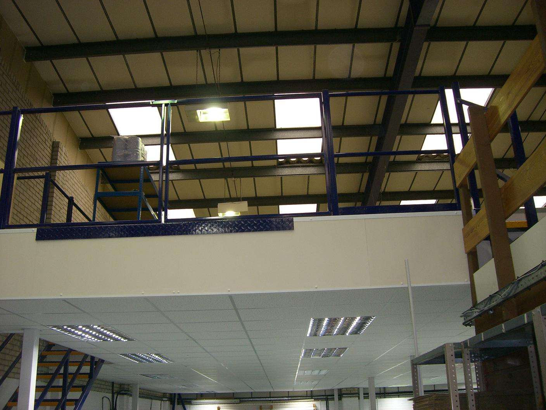 Mezzanine Floors In Alresford From Hmf