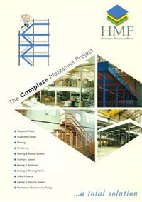 Mezzanine Flyer