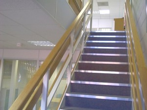 steel part k staircase 2