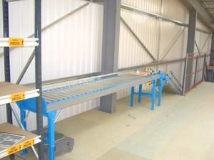 mezzanine conveyor 1