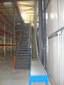 mezzanine conveyor 2