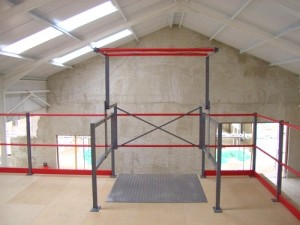 pallet safety gate 3