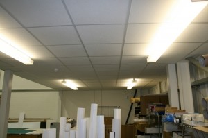 1 Hour Suspended Ceiling