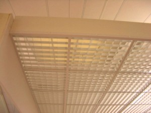 Open Grid Ceiling