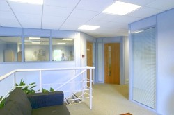 Relocatable Partitioning 1