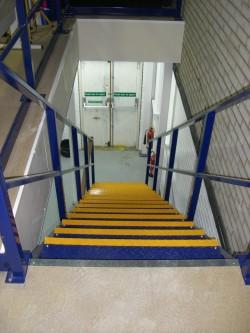 Impact Stairs