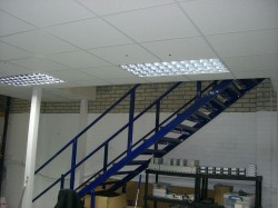 Impact Suspended Ceiling